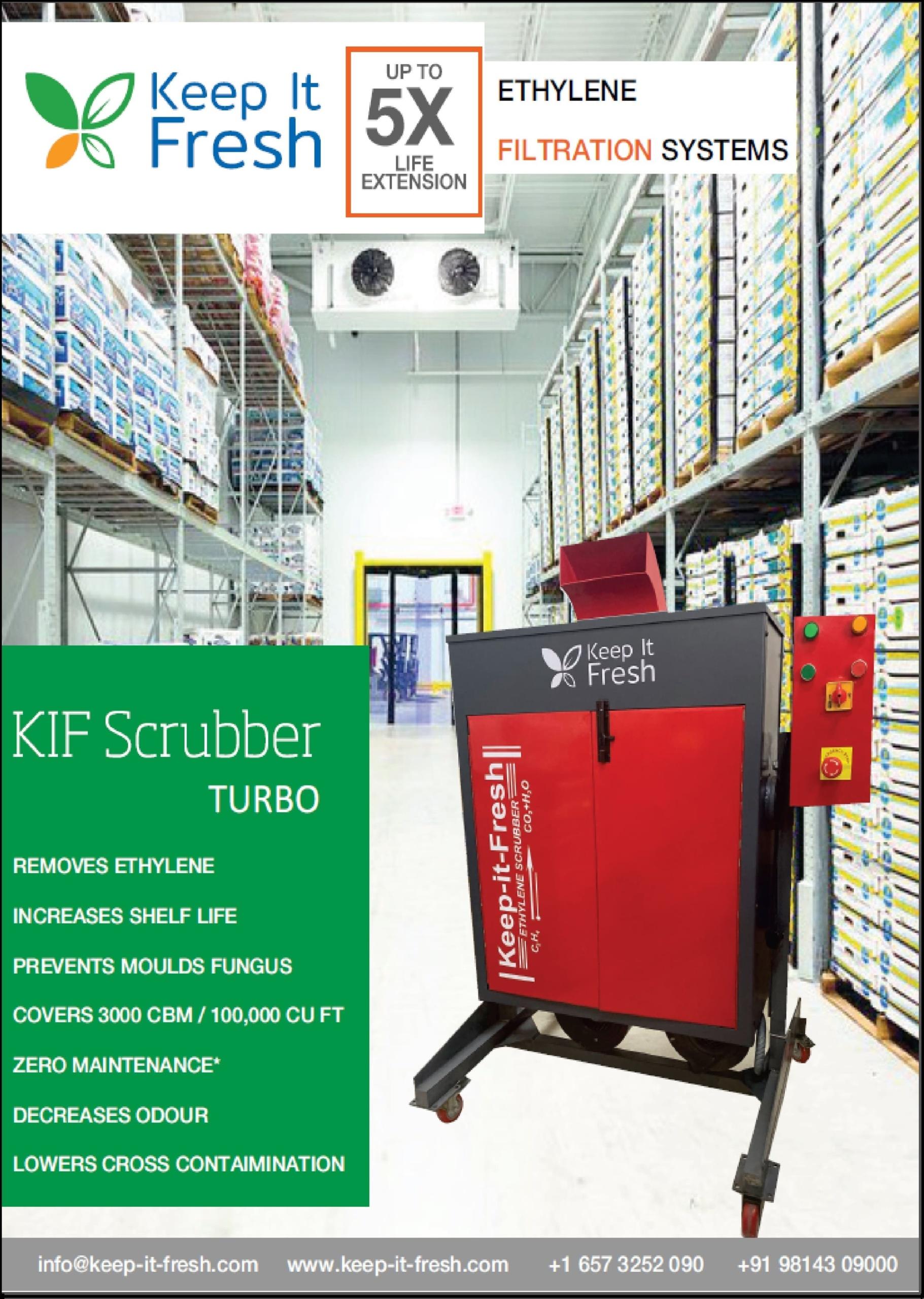 KIF-SCRUBBER
