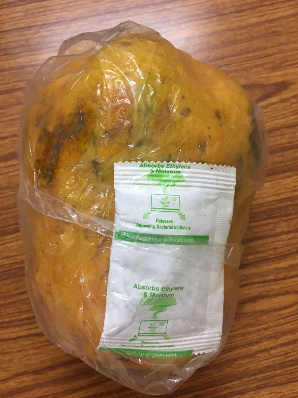 kif sachet papaya
